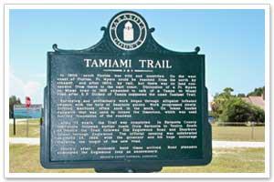 Tamiami Trail | Sarasota History Alive!