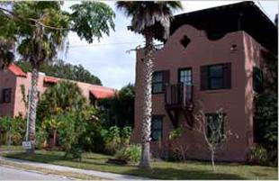 Sarasota History   El Patio Apartments Photo