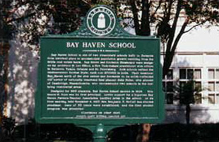 Bay Haven School   Sarasota History Alive!